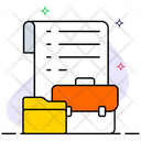 Business Documents Icon