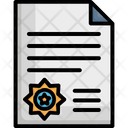 Business Documents Business Papers Documents Icon