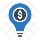 Business earnings Icon