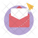 Email Sent Business Email Electronic Mail Icon