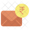 Mpaycheck Business Email Rupee Business Icon