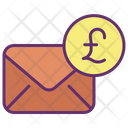 Mpay Bill Email Business Email Pound Business Icon
