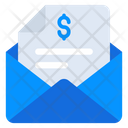 Business Email Opened Email Business Document Icon