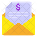 Business Email Financial Email Webmail Icon