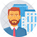 Business Employee Icon