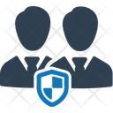 Business employees security Icon