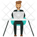 Business Entrepreneur Icon