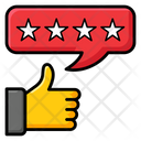 User Comment User Feedback Customer Response Icon