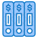Files Document Money Icon