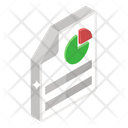Business File Business Document Business Report Icon