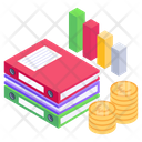 Office Files Business Files Business Documents Icon