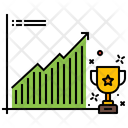 Business Financial Growth Icon