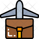 Trips Vacation Flying Icon