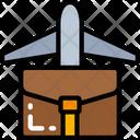 Business Flight Icon