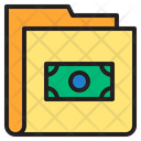 Payment Folder Business Folder Icon