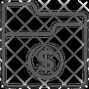 Business Folder Finance Folder Data Folder Icon