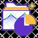 Storage Management Folder Management Data Icon