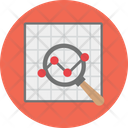 Business Forecasting Market Analysis Market Research Icon