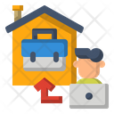 Business from home Icon