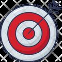 Aim Goal Task Icon