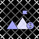 Achievement Business Goal Icon