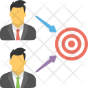 Goal Business Target Icon