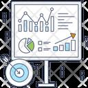 Business Analytic Data Analytics Business Infographic Icon