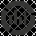 Bar Graph Business Icon