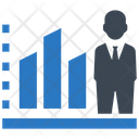 Business Graphical Report Icon