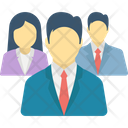 Business Group Business Partners Business People Icon