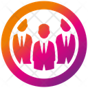 Business Group Business Team Business Icon