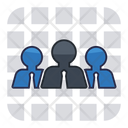 Business Group Business Team Teamwork Icon