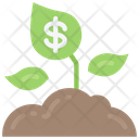 Business Growth Finances Banking Icon