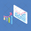 Business Growth Business Advancement Business Performance Icon