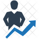 Carreer Competition Growth Icon