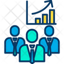Business Businessman Growth Icon