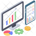 Business Growth Growth Chart Business Data Icon