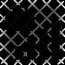 Portfolio Work Graph Icon