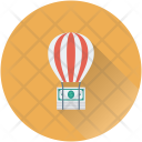 Business Growth Banknote Icon