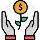 Business Business Growth Plant Icon
