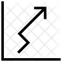 Growth Graphic Arrow Icon