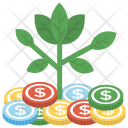Business Growth Success Icon