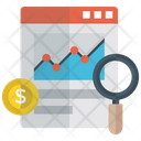 Business Growth Analysis Icon