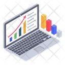 Statistics Analytics Business Chart Icon