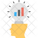 Business Vision Growth Icon