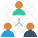 Sharing Connection Finance Icon