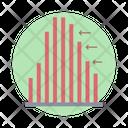 Business Histogram Icon