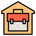 Business House Icon