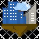 Business hub Icon