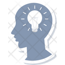 Idea Bulb Business Icon
